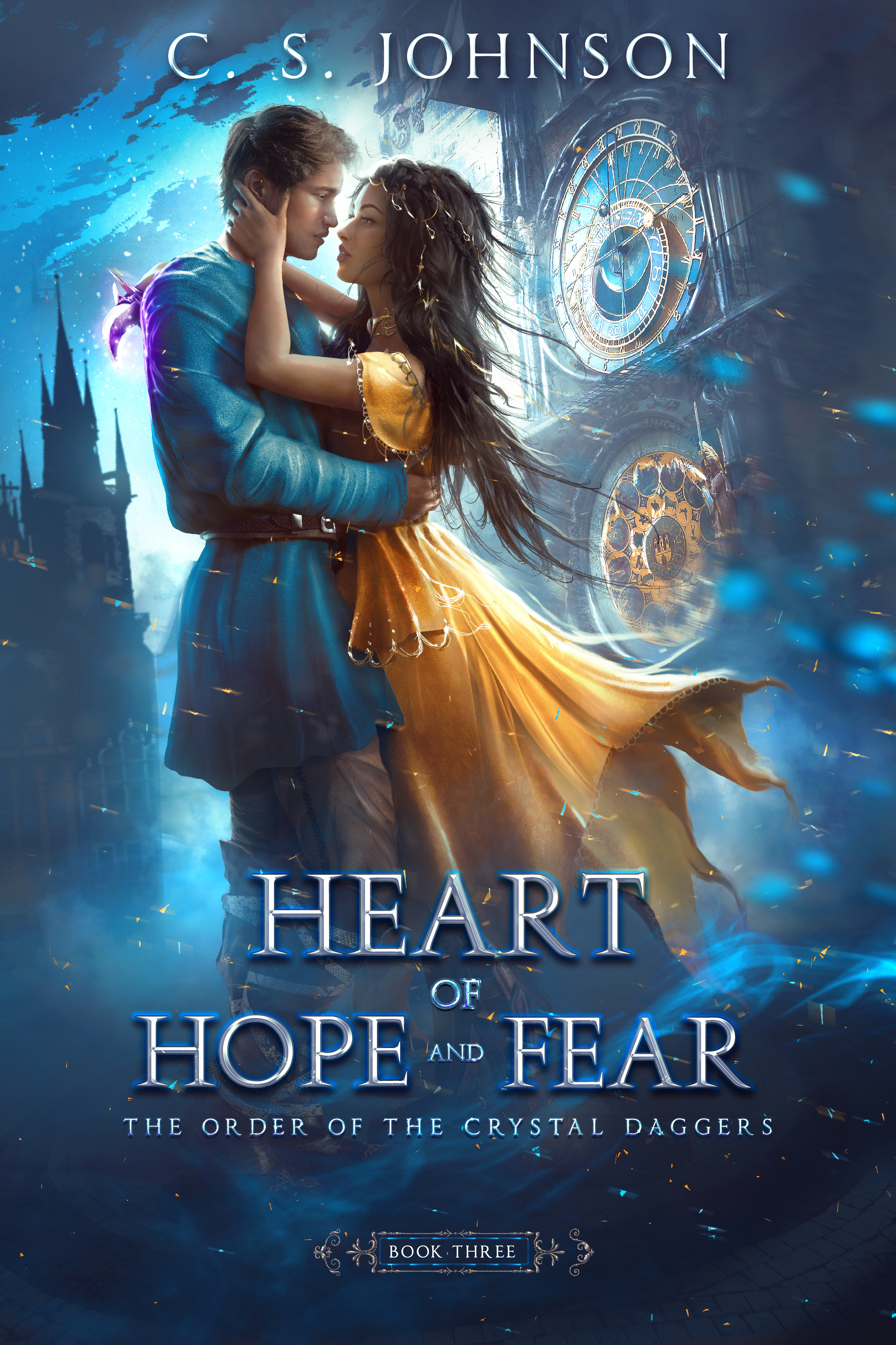 3 Heart of Hope and Fear front cover