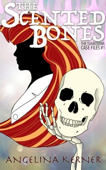 The Scented Bones e-book cover