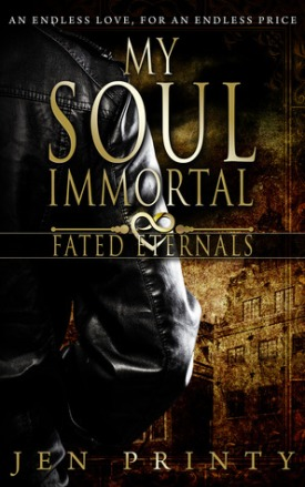 My Soul Immortal Cover