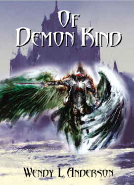 OfDemonKind_2ndEd Cover