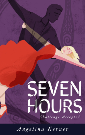 Angelina kerner seven hours new cover
