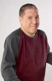 Russ Colchamiro Headshot