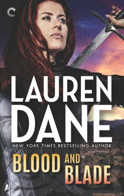 Blood and Blade cover