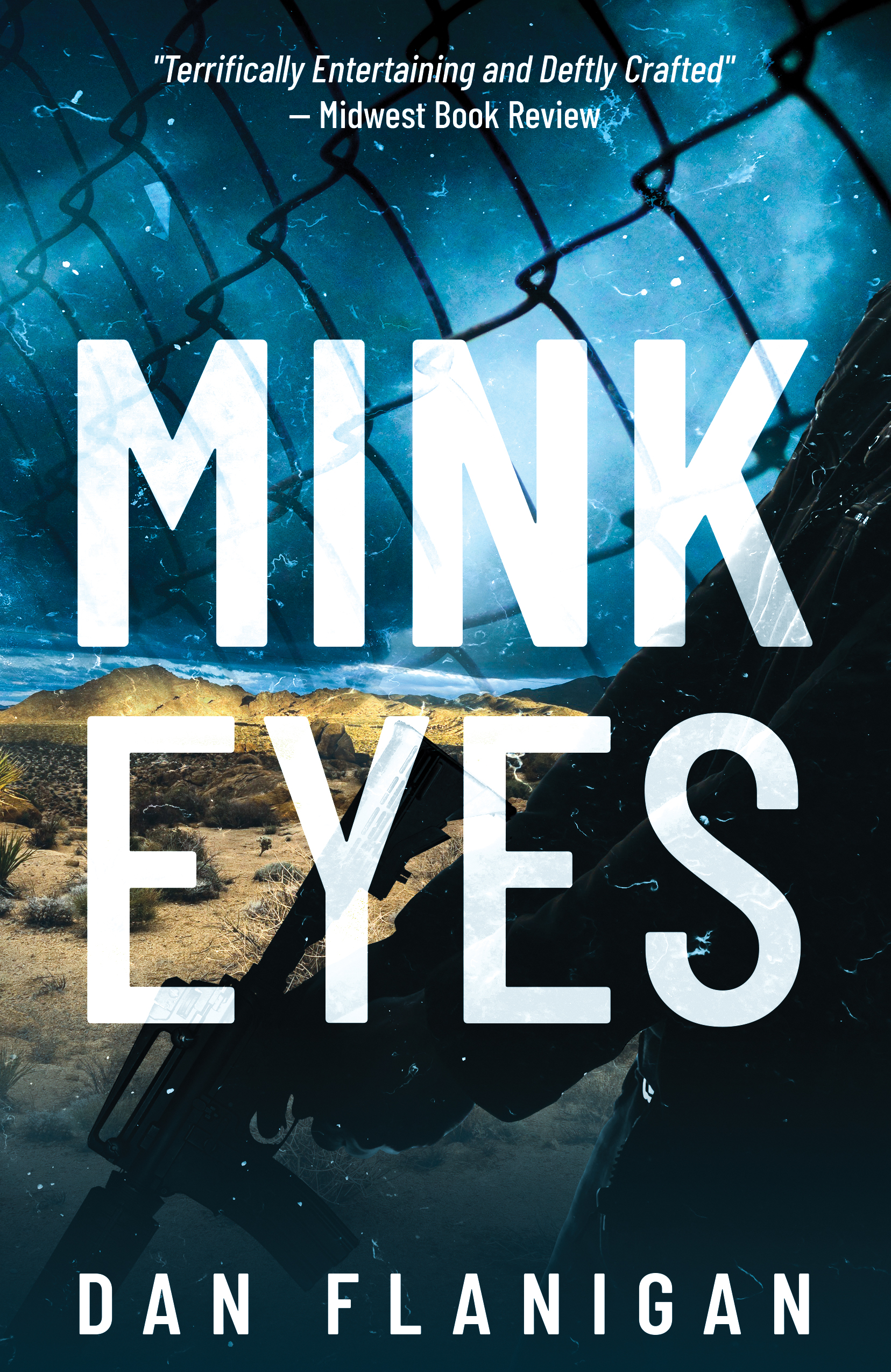 Mink Eyes Updated Front Cover