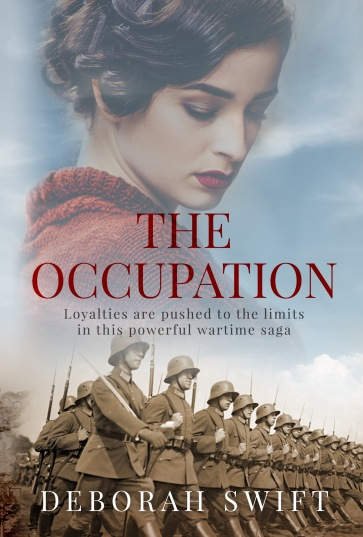 The occupation front