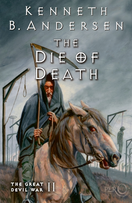 The Die of Death Cover - Book 2