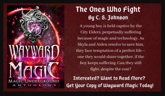 Wayward Magic Quote