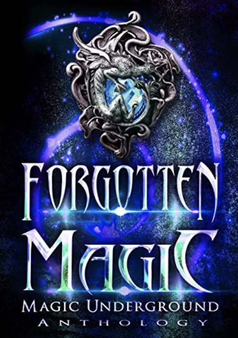 Forgotten Magic Book Cover