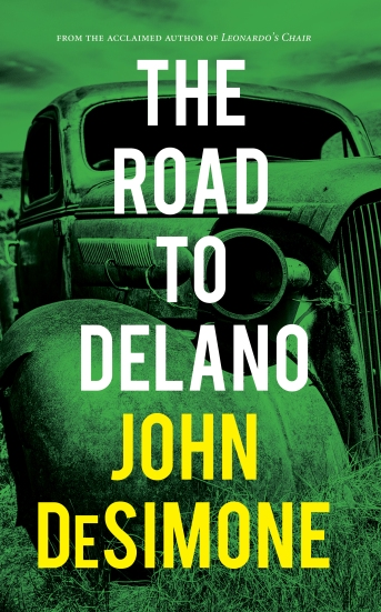 The Road to Delano Cover 2D b