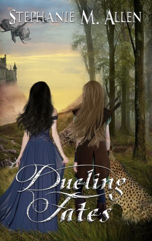 Dueling Fates Cover