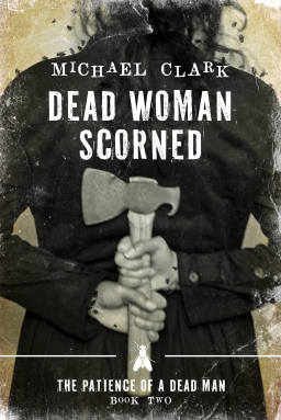 Dead Woman Scorned KINDLE Cover