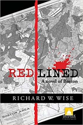 Redlined Front Cover
