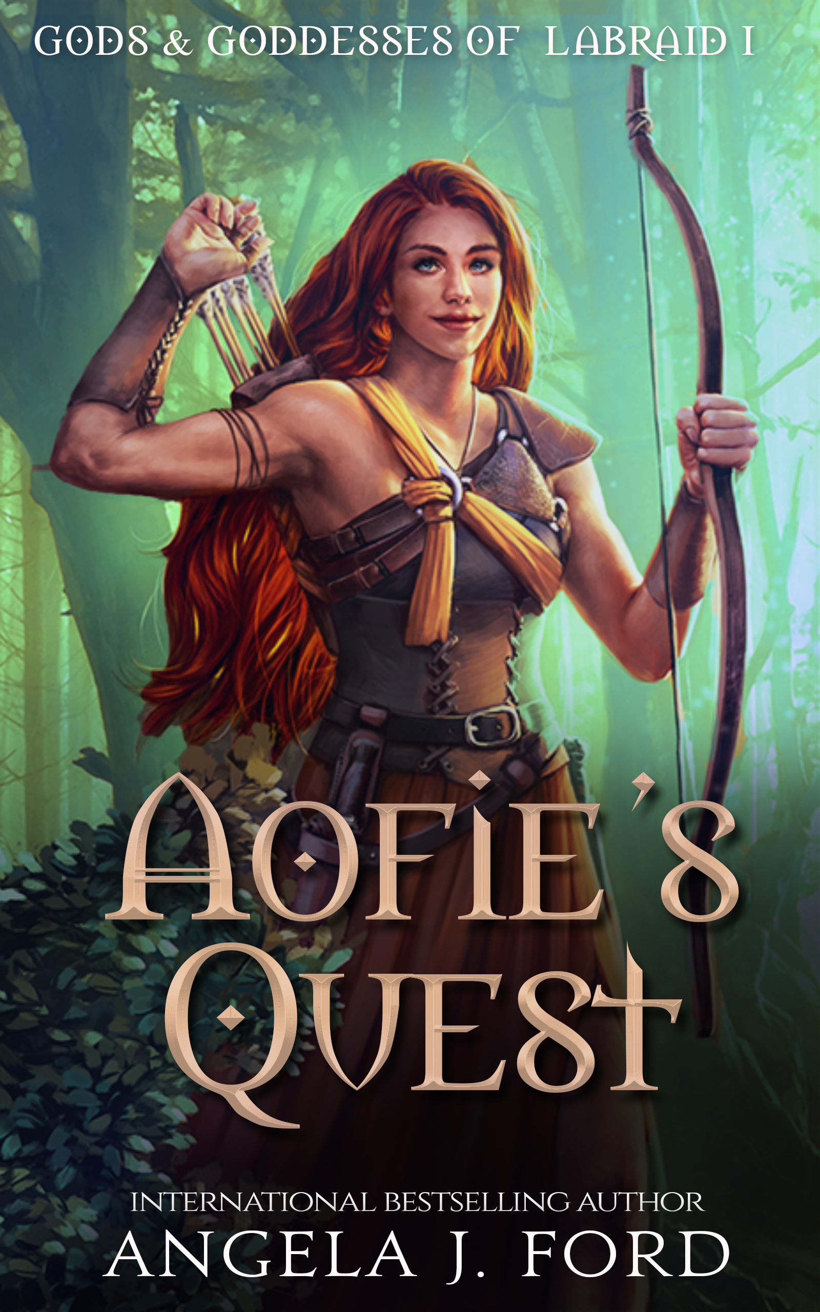 Aofie's Quest ebook