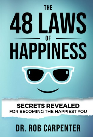 The 48 Laws of Happiness Front Cover