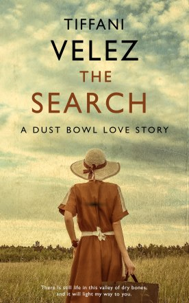 thesearchbookcover