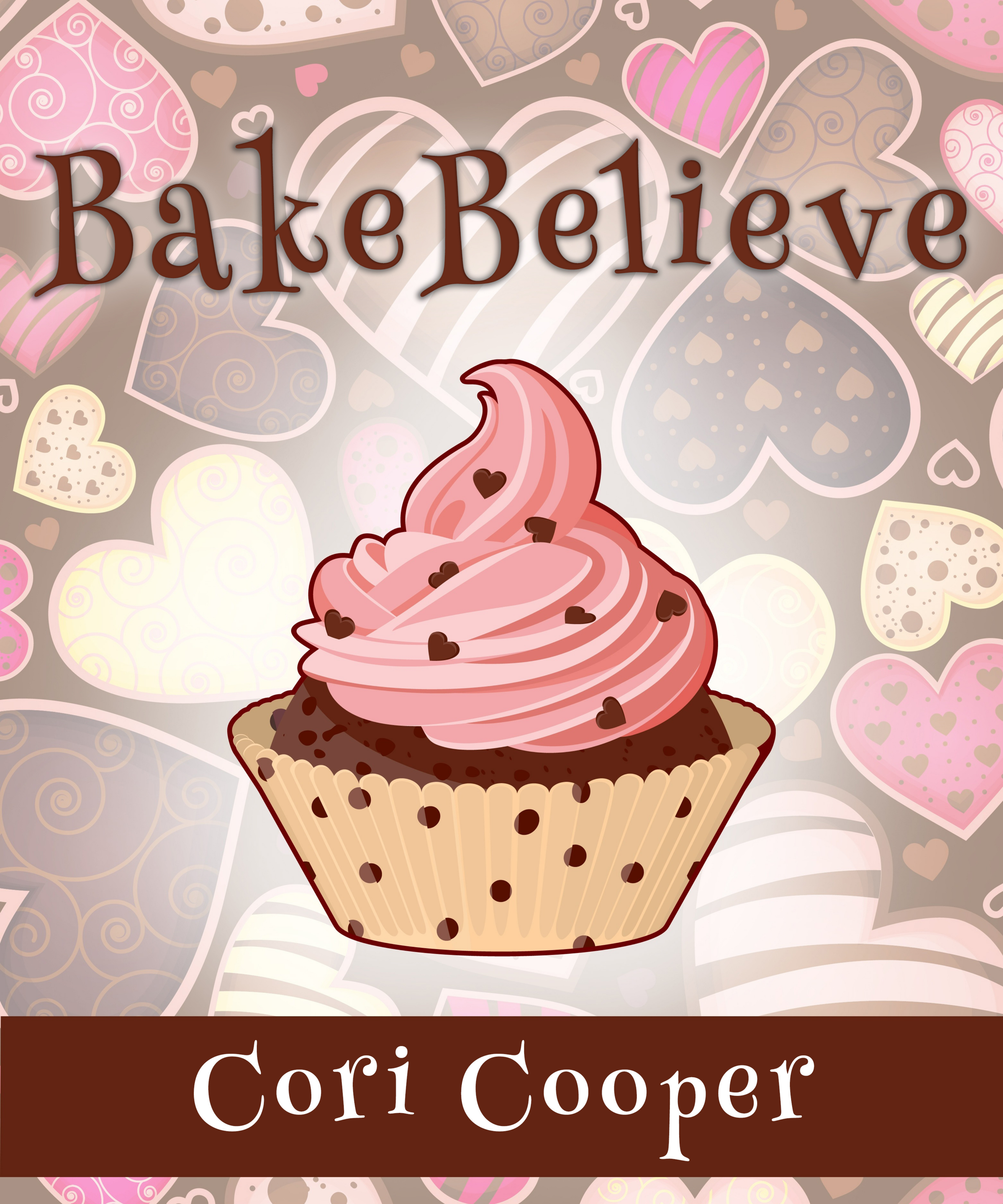 Bake Believe Cover