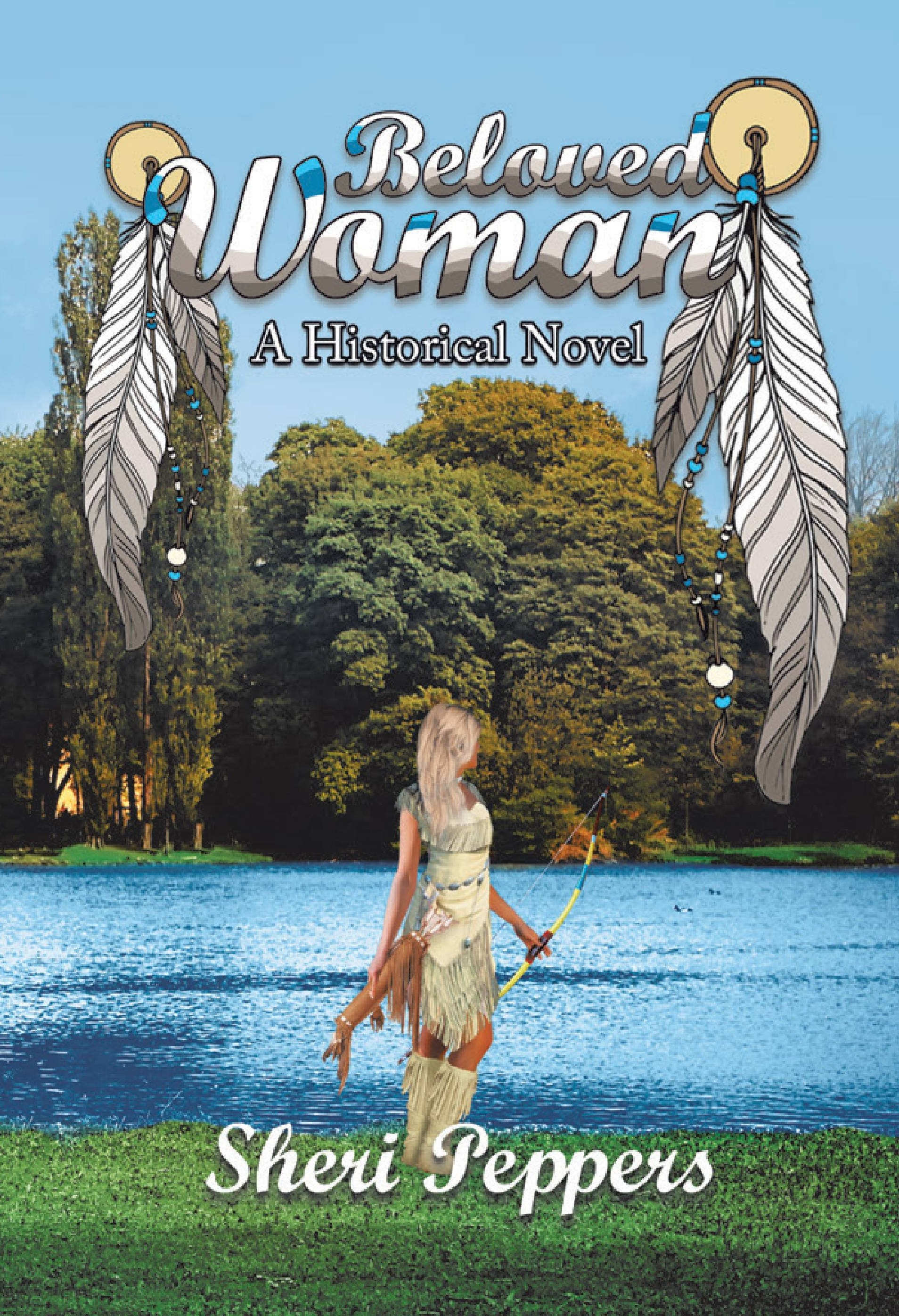 Beloved Woman Book Cover for tours