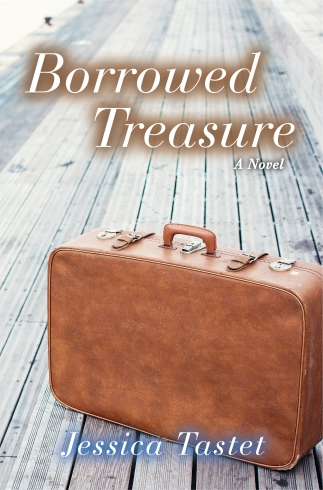 Borrowed Treasure Cover