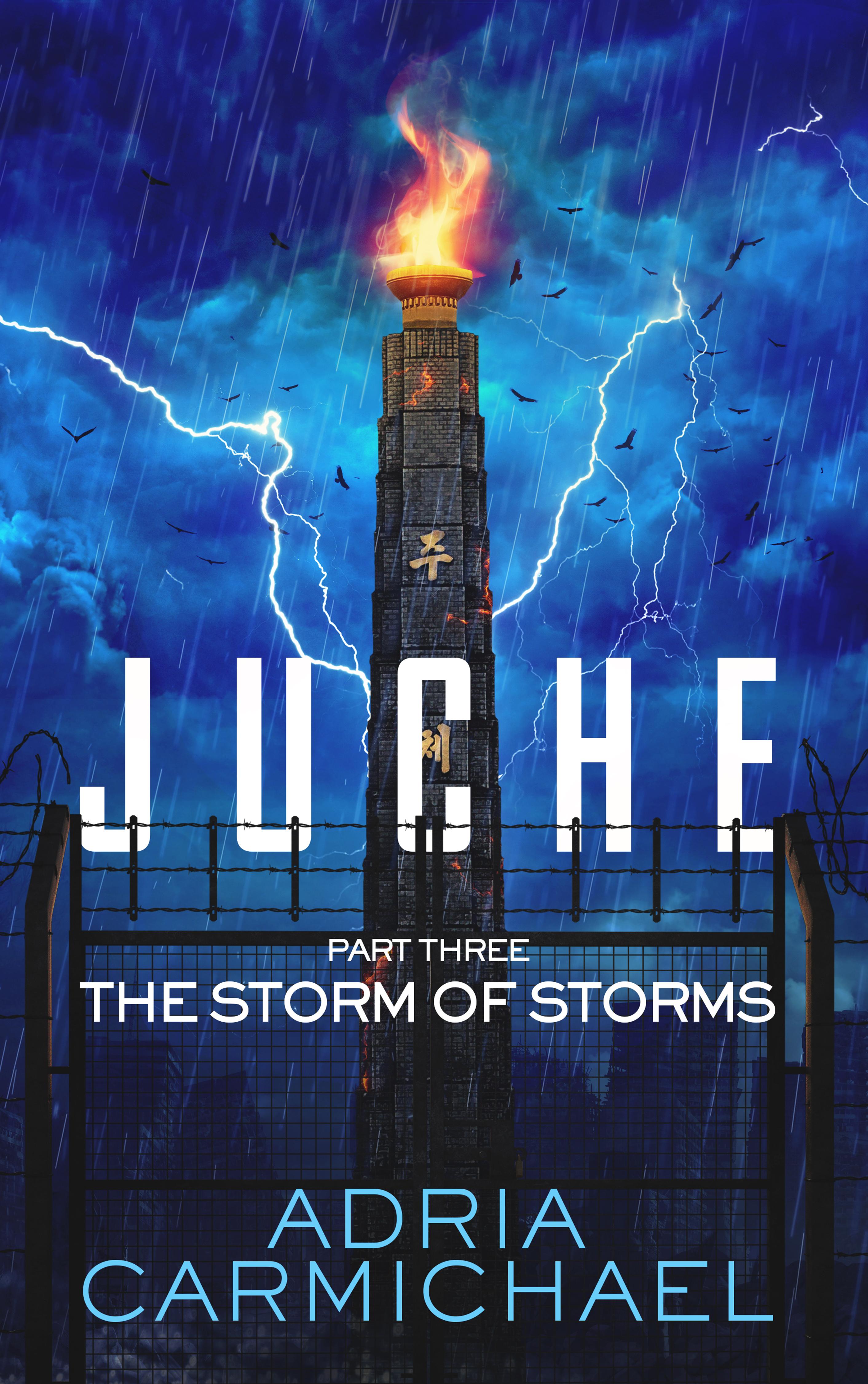 Juche part three - eBook - Copy