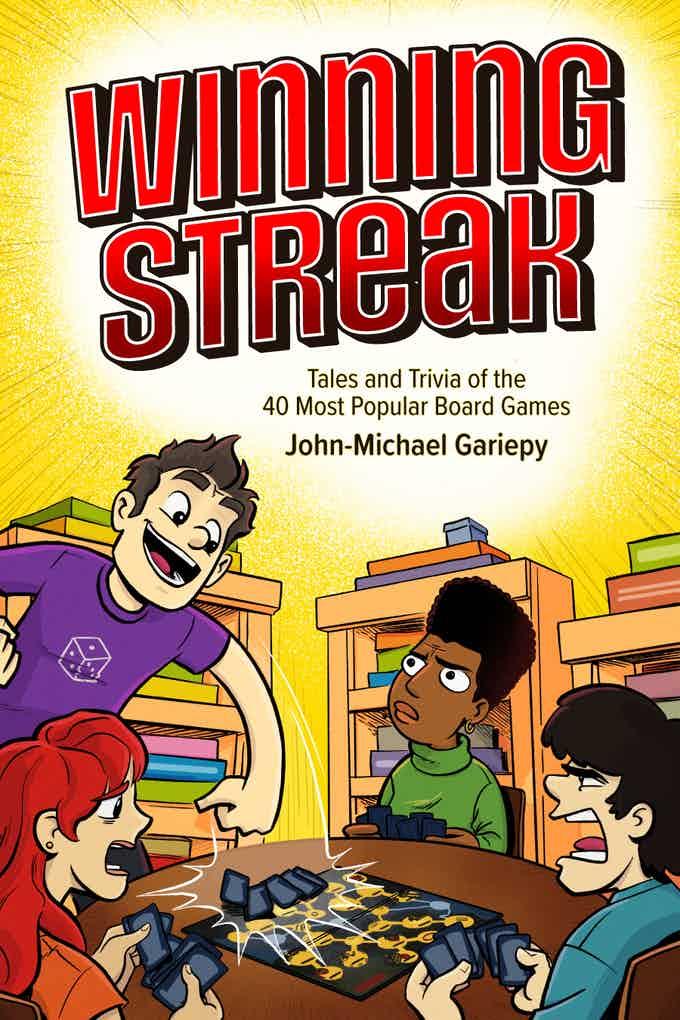 Cover Winning Streak