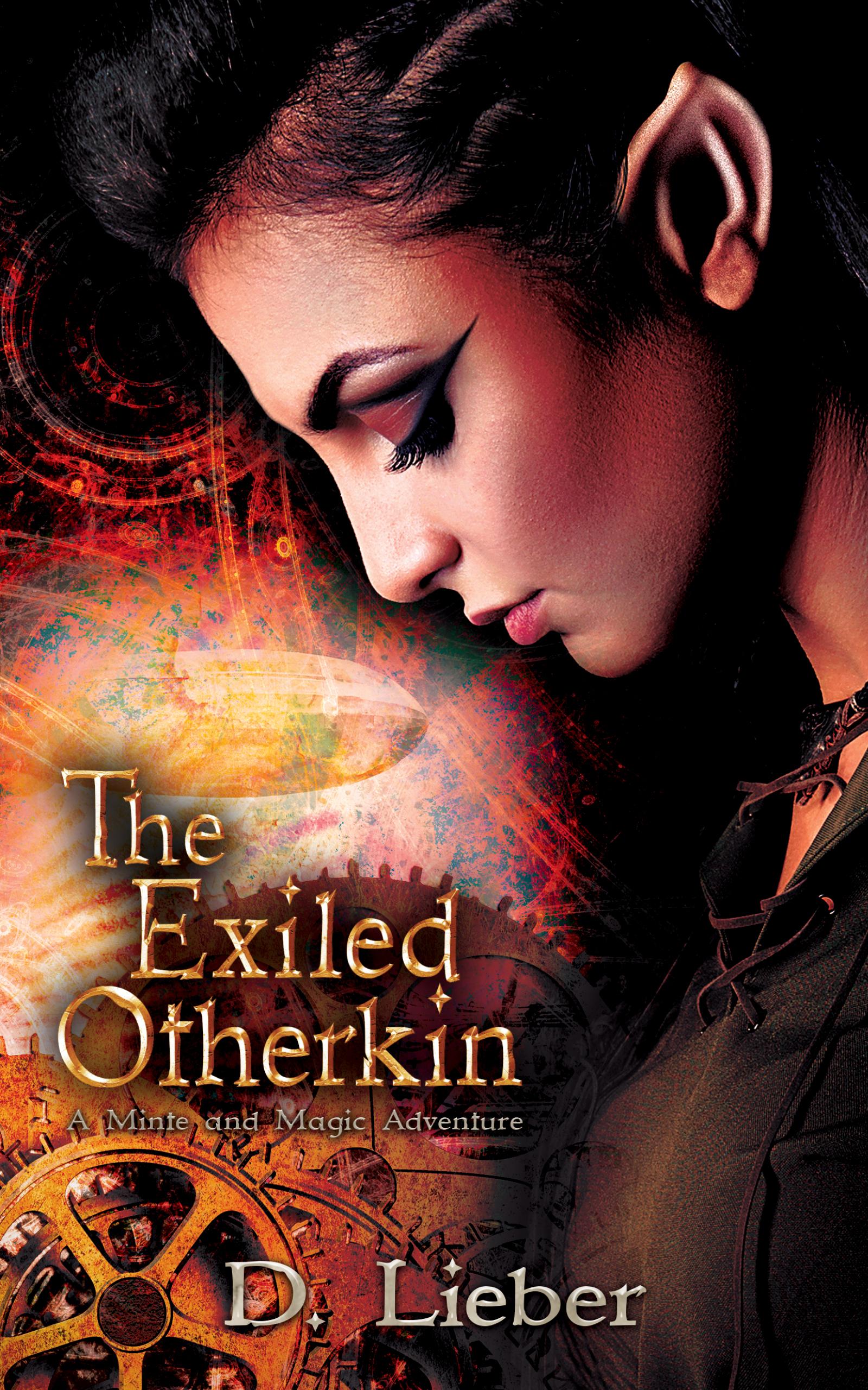 Exiled Otherkin - ebook