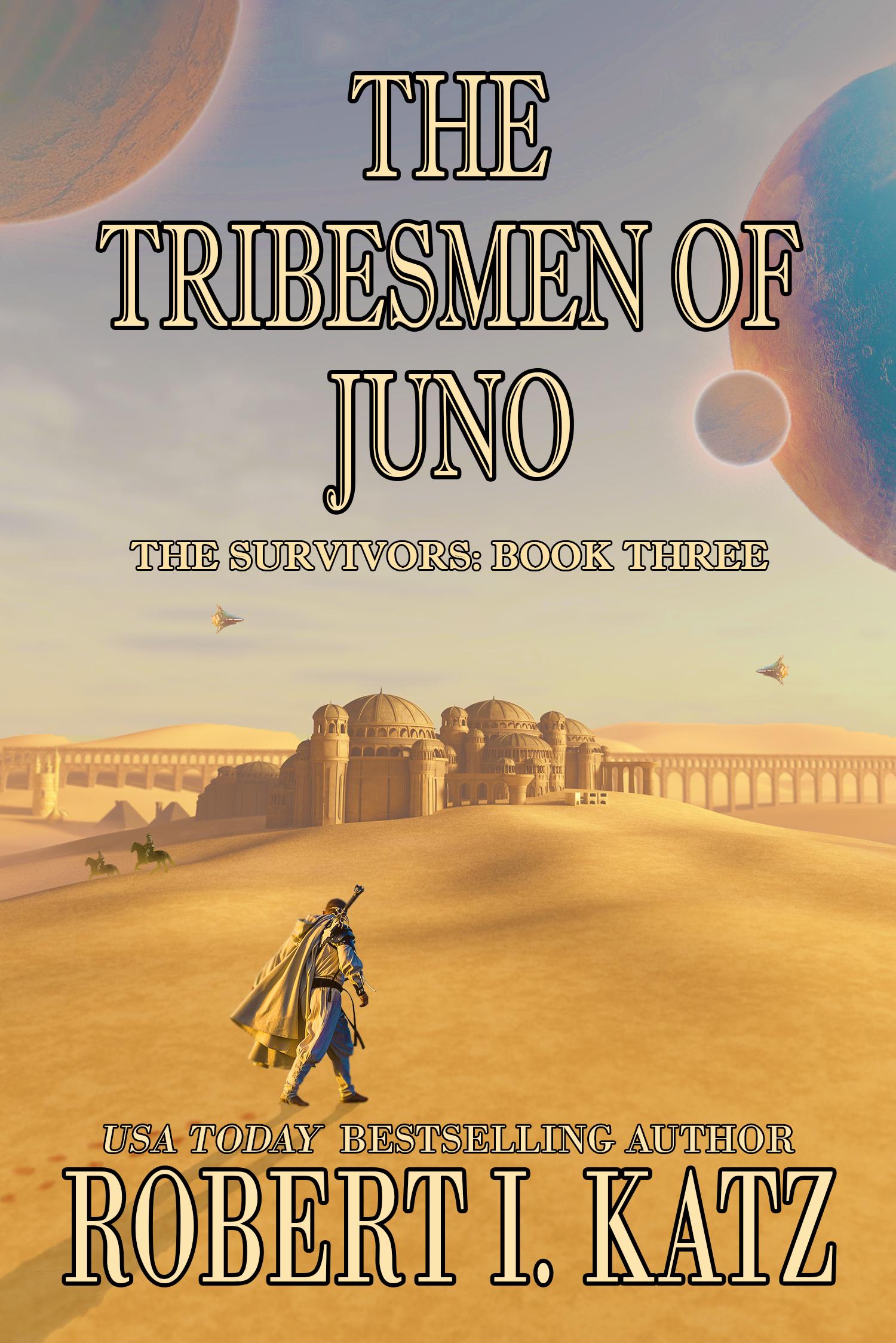 Tribesmen of Juno v.2.1