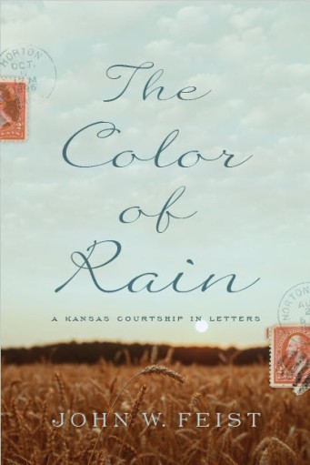 The Color of Rain Front Cover FLAT