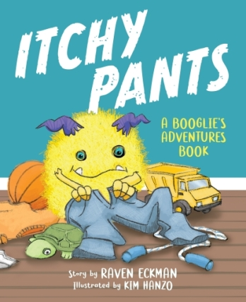 Itchy Pants Cover