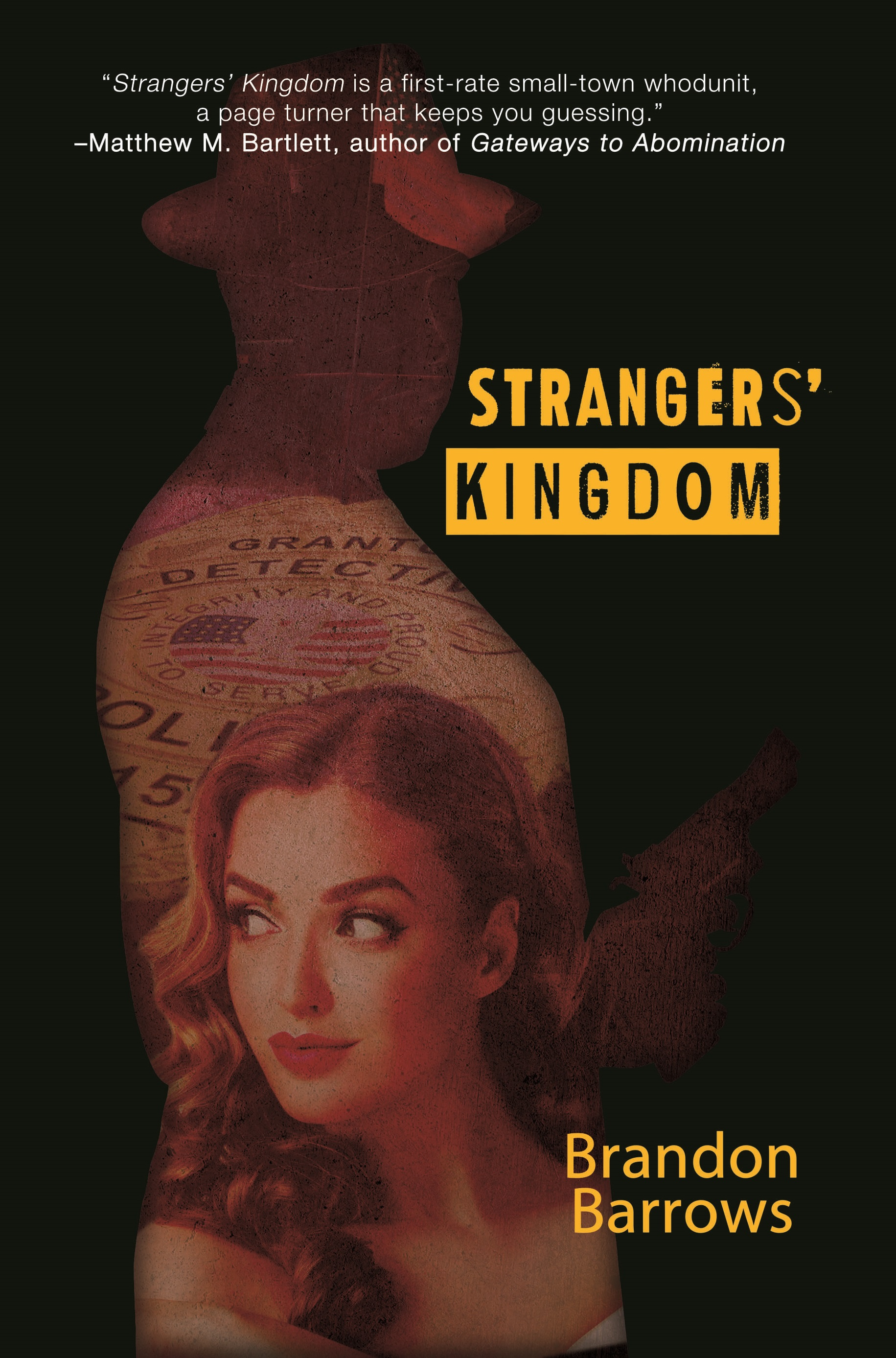 Strangers' Kingdom cover large