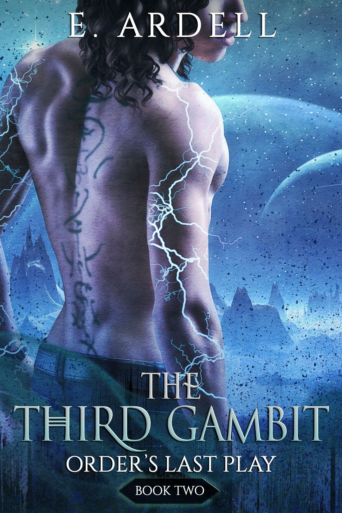 The Third Gambit Book Cover